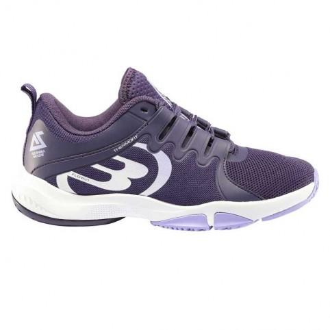 Bullpadel -Bullpadel Flow 2021 purple sneakers