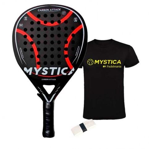 MYSTICA -Pá de ataque de carbono Mystica