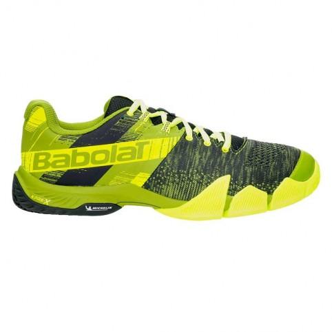 -Babolat Movea SS 2021 Green Shoes
