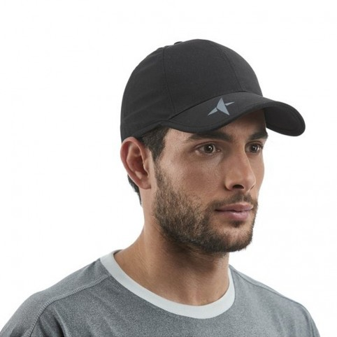 Drop Shot -Gorra Drop Shot Tech Melagne 2021 negro