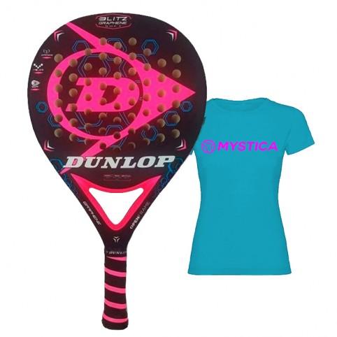 Pala Dunlop Blitz Graphene Soft 2018 345 - 360 gr