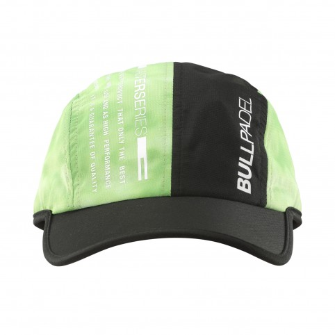 Bullpadel -Cap Bullpadel BPG 2021 black