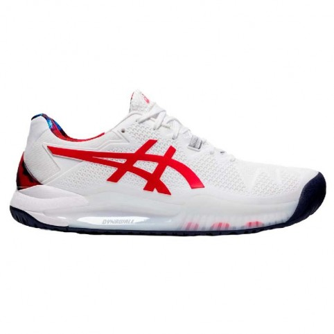 Asics -Shoes Asics Gel Resolution 8 Clay 100 2021