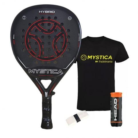 MYSTICA -Mystica Hybrid Carbon Series 2021 rouge