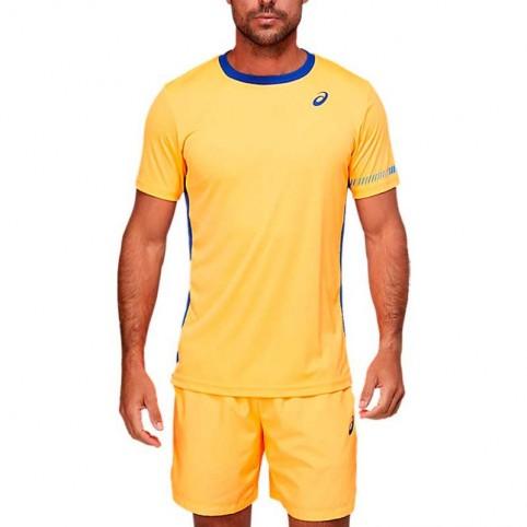 Asics -Camiseta Asics Padel M 801 2021