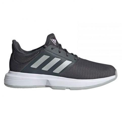 -Zapatillas Adidas GameCourt FZ4287 W 202