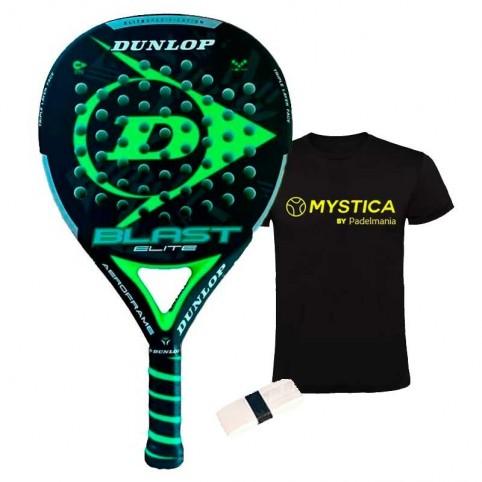 Pala Dunlop Blast 2020 verde 360 - 370 gr U