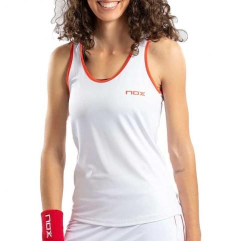 Nox -Camiseta Tirantes Nox Team Mujer 2021 Bl