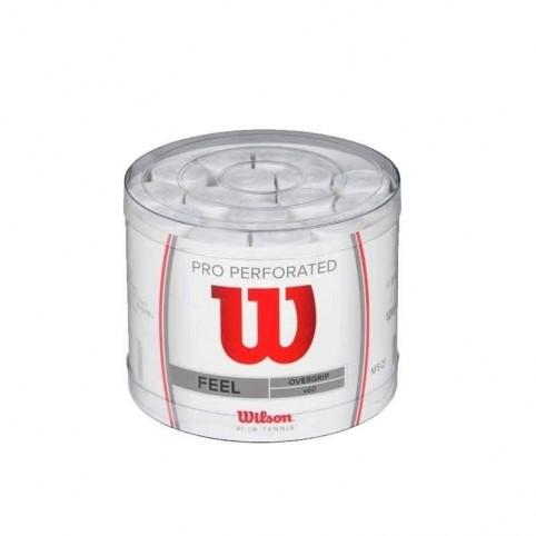 WILSON -Tambor overgrips Wilson perferoado