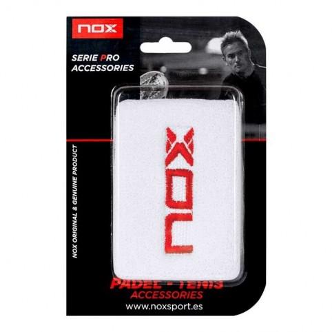 Nox -Blister Braccialetti 2 unità bianco