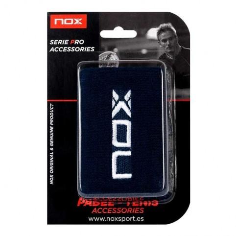 Nox -Braccialetti blister 2 unità blu