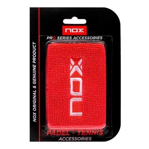 Nox -Blister Braccialetti 2 unità rosso