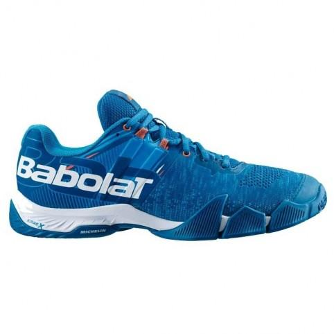 Babolat -Zapatillas Babolat Movea M Azul
