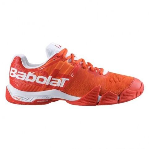 Babolat -Babolat Movea M Sapatos Vermelhos 2020