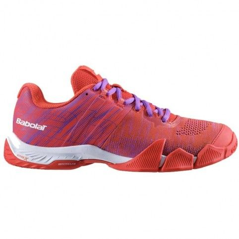 Babolat -Babolat Movera W Pink 2020 Chaussures