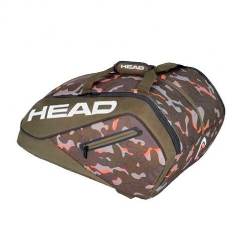 Head -Paletero Head Camo Ltd. Padel Monstercom