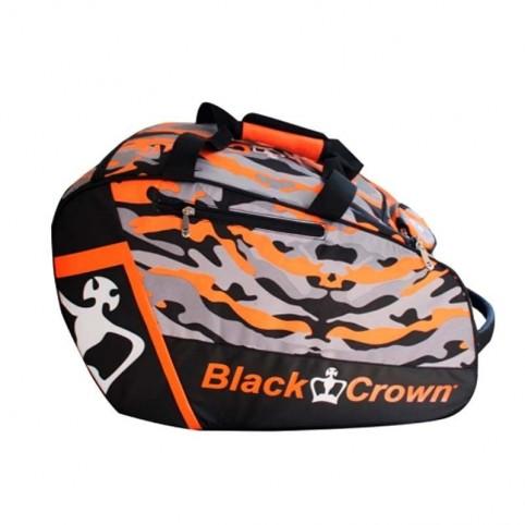 Black Crown -Paletero Black Crown Work orange - black
