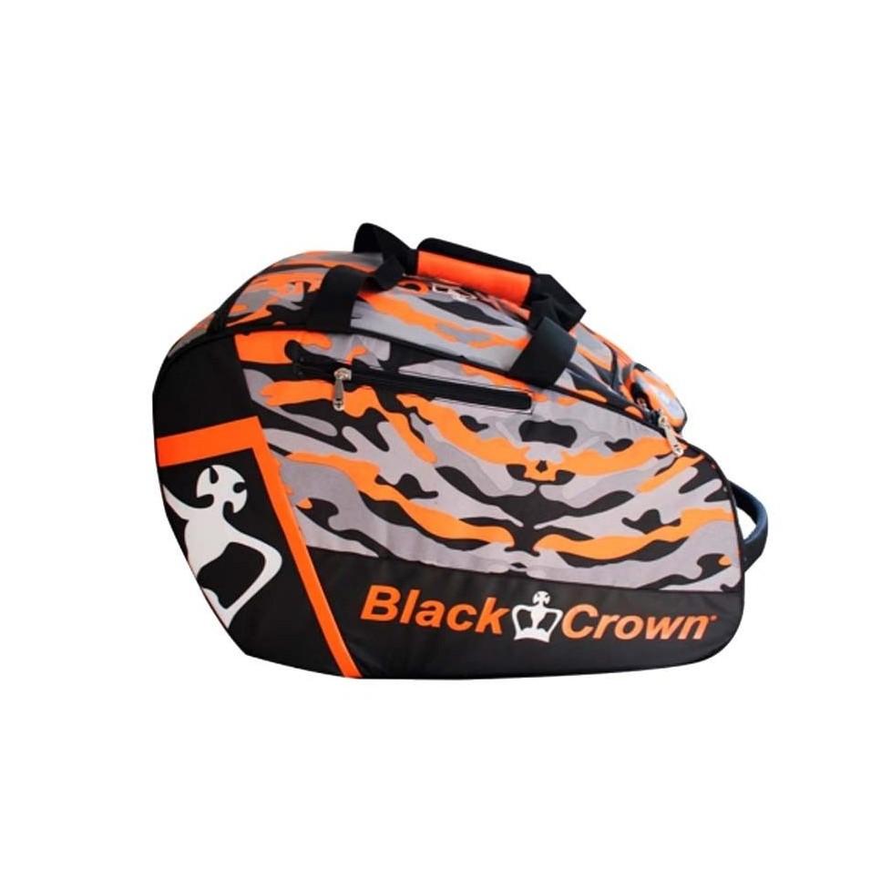 Black Crown -Paletero Black Crown Work naranja - negr