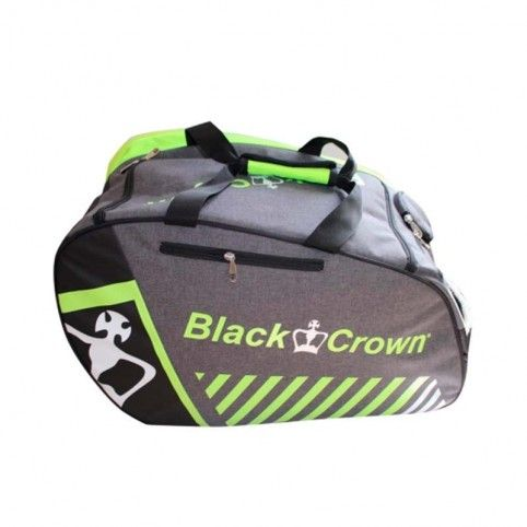 Black Crown -Paletero Black Crown Work gris-verde