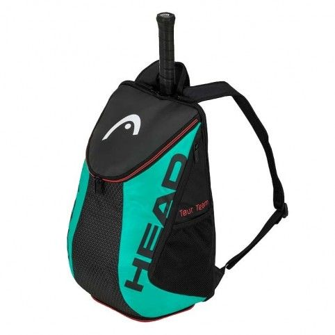 Head -Head Tourteam Backpack turquesa