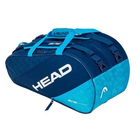 Head -Paletero Head Elite Supercombi azul