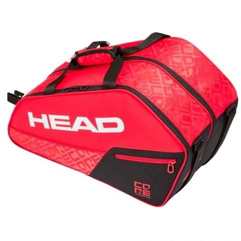 Head -Paletero Head Core Padel rojo