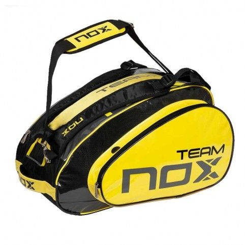 Nox -Paletero Nox Team Amarillo