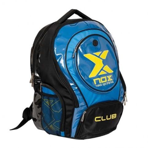 Nox -Mochila Azul Nox Club