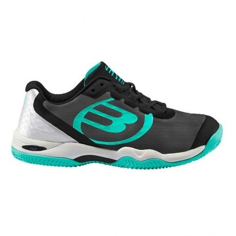 -Zapatillas Bullpadel Bedax 2020 black