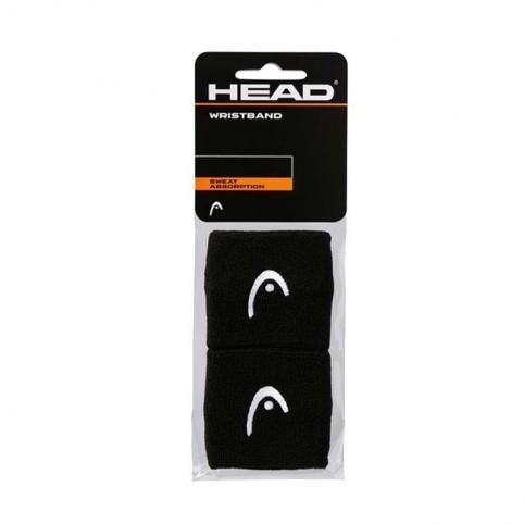 Head -Muñequera Head negro