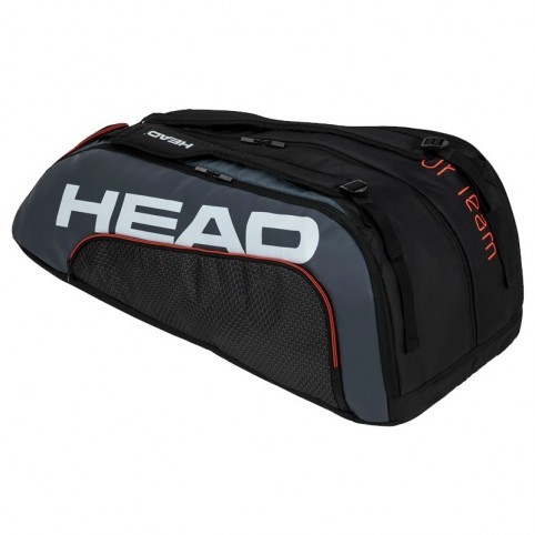 Head -HEAD 12R TOUR TEAM MONSTERI BLACK PALETER