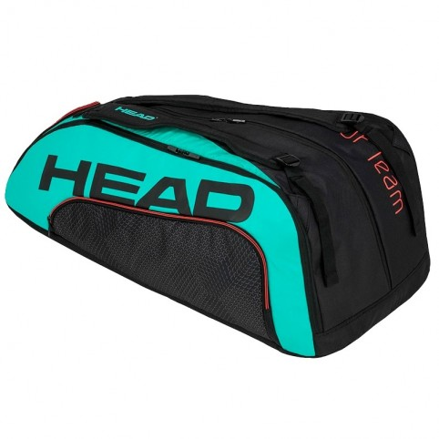 Head -Head 12R Tour Team Monstercombi turquoise