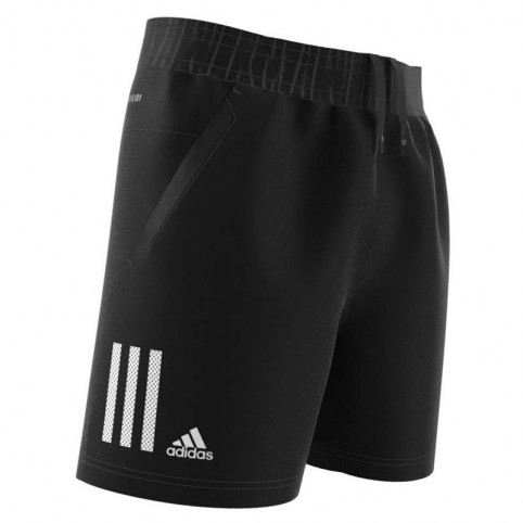 -Short Adidas Club 3STR Negro 2020
