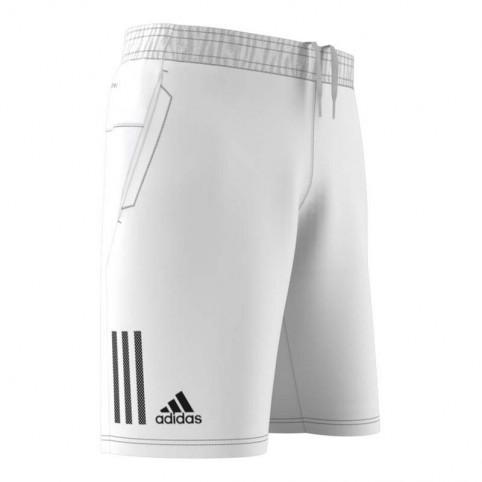 -Short Adidas Club 3STR Blanco 2020
