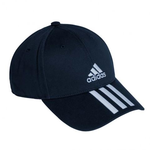-Gorra Adidas Bball 3S 2020 azul