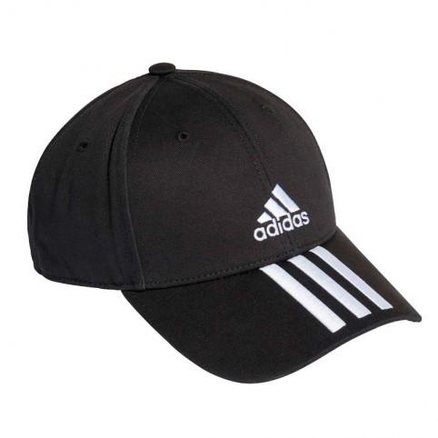 -Gorra Adidas Bball 3S 2020 negro