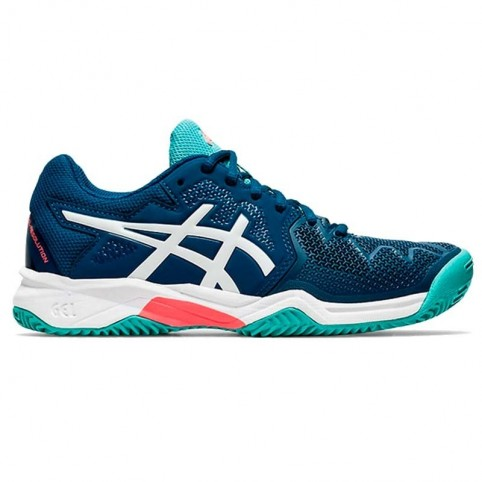 Asics -Zapatillas Asics Gel Resolution 8 Clay G