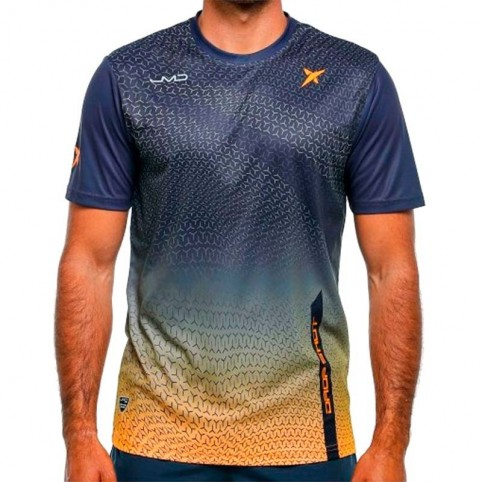 Drop Shot -Drop Shot Argon Print 2020 Grey T-Shirt