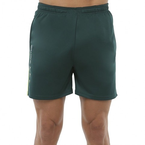 Bullpadel -Short Bullpadel Uribe 2020 verde