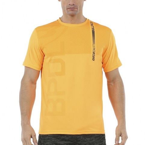 Bullpadel -Camiseta Bullpadel Ritan 2020 mandarina