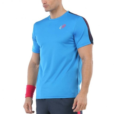 Bullpadel -Camiseta Bullpadel Urkita 2020 azul
