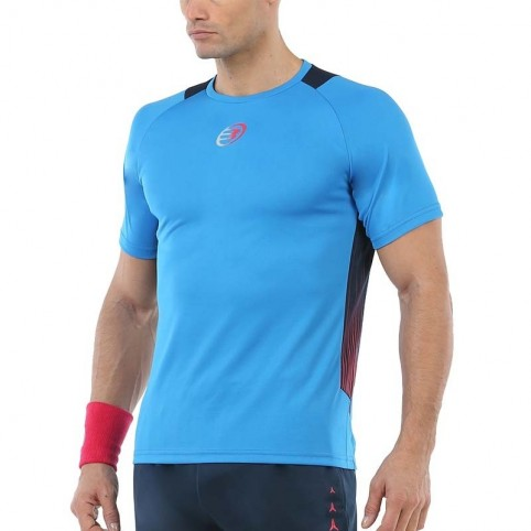 Bullpadel -Camiseta Bullpadel Uciel 2020 azul