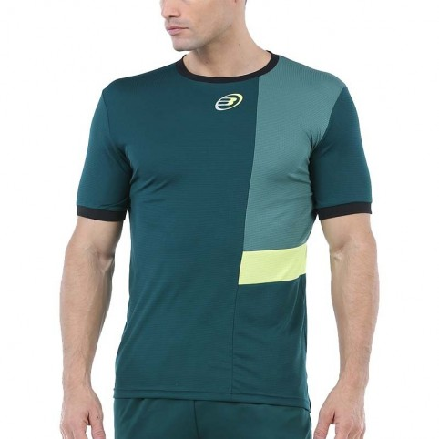 Bullpadel -Camiseta Bullpadel Urpa 2020 verde