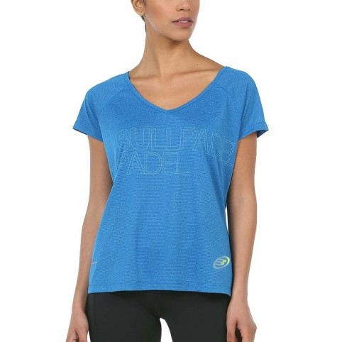 Bullpadel -Camiseta Bullpadel Dopico 2020 azul
