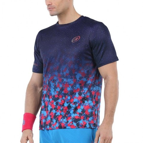 Bullpadel -Camiseta Bullpadel Urano 2020 azul