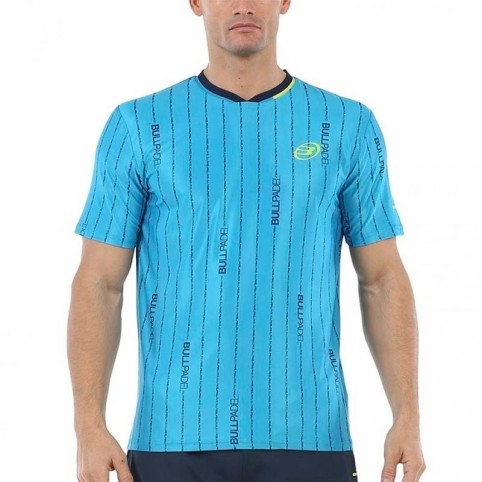 Bullpadel -Camiseta Bullpadel Artigas 2020 azul