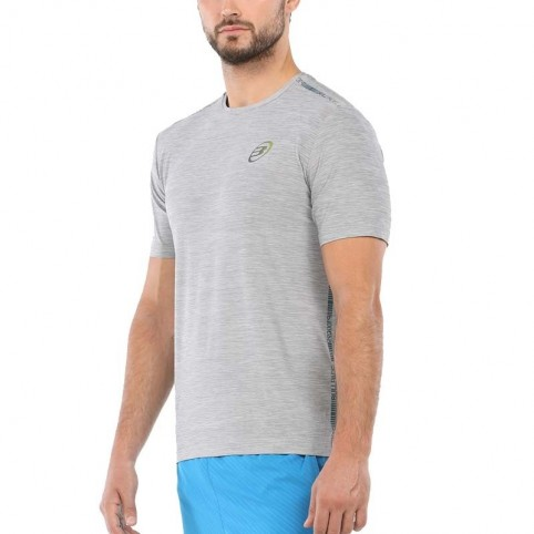 Bullpadel -Camiseta Bullpadel Urrea 2020 gris