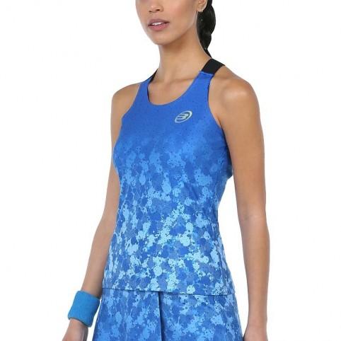Bullpadel -Camiseta Bullpadel Dombel 2020 azul