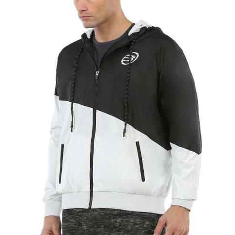 Bullpadel -Sudadera Bullpadel Rufer 2020 negro