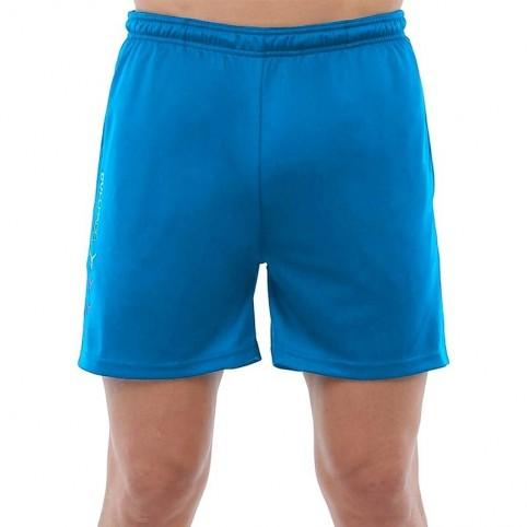 Bullpadel -Short Bullpadel Uribe 2020 azul